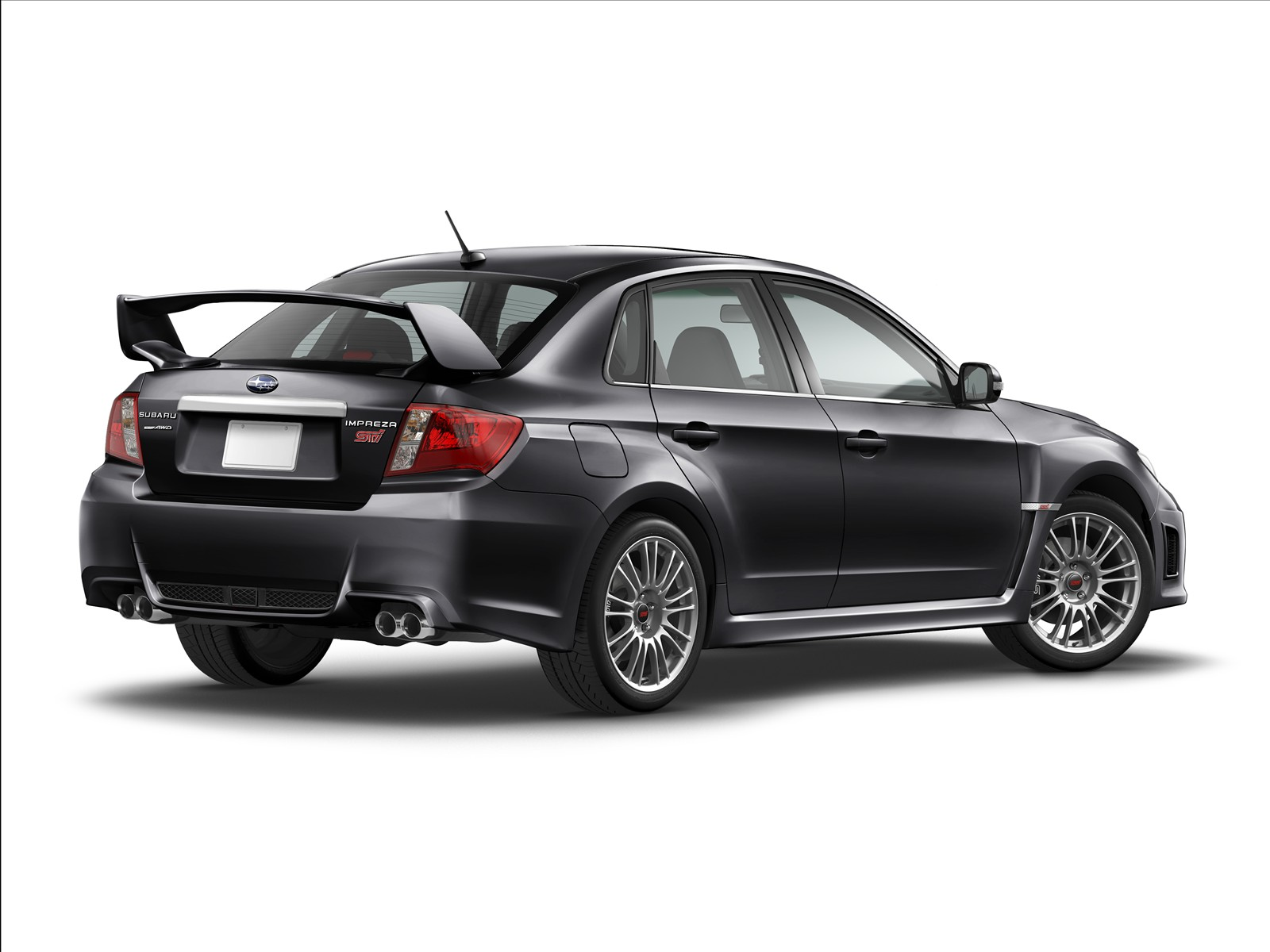 Subaru-impreza wrx sti