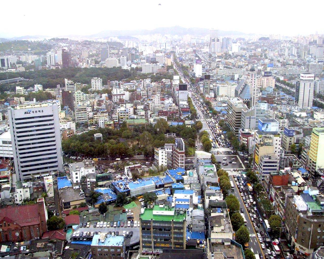 allo allo Coreia  Panorama3