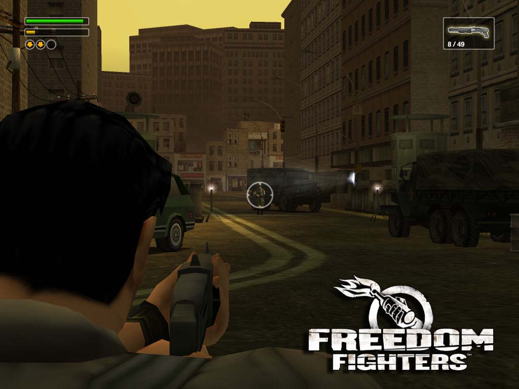 Freedom Fighters 1 | Full Version | 182 MB